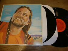Willie Nelson - Greatest Hits - Double LP Record  VG VG VG+