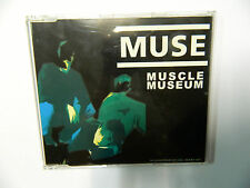 MUSE - MUSCLE MUSEUM - CD PROMO - 4 TRACKS
