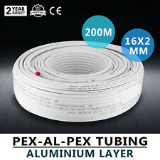 PEX AL PEX Tuyau d'Aluminium Tube Multicouche Pipe Bobine 200m Chauffage