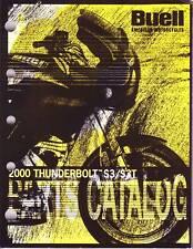 BUELL Teile Buch 2000 Thunderbolt Katalog 99570-00Y OVP