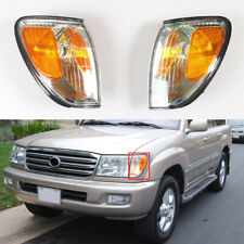 Front Left Right Turn Signal Light Corner Lamp Fit For Toyota Land CruIser 98-07