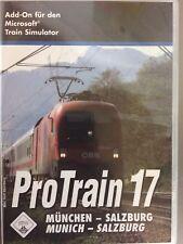Pro Train 17 durchs Chiemgau von München nach Salzburg
