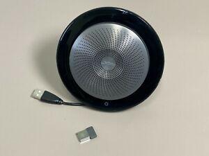 JABRA SPEAK 710 PORTABLE USB/BLUETOOTHSPEAKERPHONE w/ LINK USB DONGLE