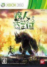 USED Xbox 360 Majin and the Forsaken Kingdom 40600 JAPAN IMPORT