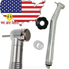 Dental High Speed Handpiece Promotion Brand 4 Holes Standard Push Button