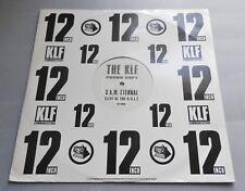 "KLF - 3 AM Eternal 1990 Klf comunicaciones promocional 12"" SINGLE"
