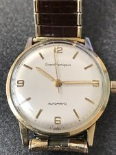 Vintage Girard Perregaux Automatic From The 1960`s Wrist Watch Ready to Wear
