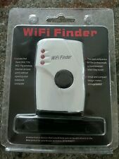 WiFi Finder Detects Open Hotspots Wireless Network Detector