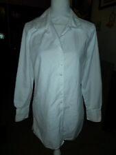 8 PC LOT WOMANS Size Large Blouses and 1 Size 16 No Stain or tears that I can se