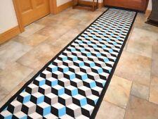 Very Long Narrow Hallway Hall Runner Rugs Non Slip Loop Pile Rubber Back Cheap