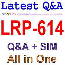 Liferay Portal Developer LRP-614 Exam Q&A PDF+SIM