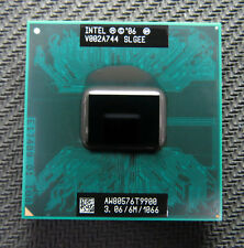 Intel Core 2 Duo Mobile T9900 SLGEE 3.06 GHz 6MB 1066MHz Processor Dual-Core CPU