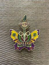 Hard Rock Cafe Singapore Sentosa Butterfly Pin