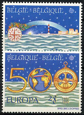 Belgium 1992 SG#3127-8 Europa MNH Set #D49531