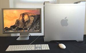EIGHT CORE Mac Pro + 64GB RAM + 2TB HD + UPGRADED (2x2.8GHz Xeon Quad) FAST