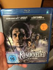 THE RESURRECTED Blu-ray HP Lovecraft Charles Dexter Ward