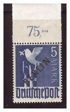 Berlin 20 OR Schwarzaufdruck postfrisch