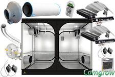 Secret Jardin  Complete Grow Tent Kit DR240W - 2.4m x 1.2M X 2.0M Hydroponics