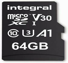 32GB 64GB 128GB Micro SD Card 4K UHD Memory U3 V30 For GoPro HERO Action Camera