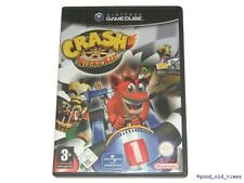 ## Crash Nitro Kart Nintendo GameCube Spiel Deutsch // GC -.TOP ##