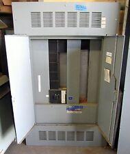 Square D 600 Amp I-Line Panel w/ Main Breaker 208Y/120 VAC 3 Ph 4 W 42 Space