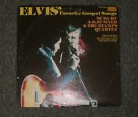 Elvis' Favorite Gospel Songs~J.D. Sumner & The Stamps Quartet~FAST SHIPPING!!