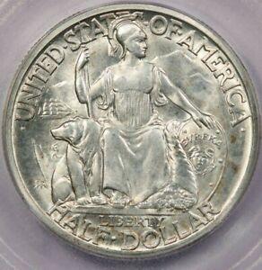 1936-D 1936 Half Dollar San Diego 50c ICG MS66