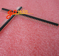 10PCS 40Pin 2.54mm Single Row Straight Male Pin Header Strip PBC Ardunio