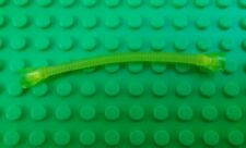 Lego Trans Yellow Hose Flexible Round Ends Vintage Classic Spaceships x 1 piece