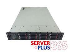 HP ProLiant DL380 G7 16-Bay server, 2x X56xx 6-Core CPUs, 64GB - 192GB RAM