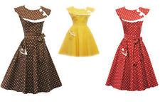 Robes vintage pour femme Années 1950