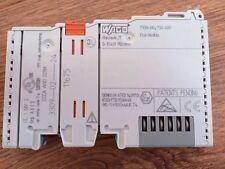 NEW - ORIGINAL PACKAGING Wago 750-600 I/O System End Module