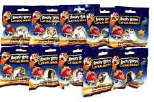 Angry Birds Star Wars Mobile Phone Dangler Brand New Set of 10