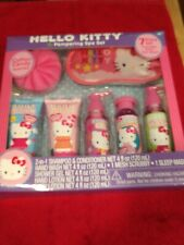 Hello Kitty 7 Piece Pampering Spa Set New