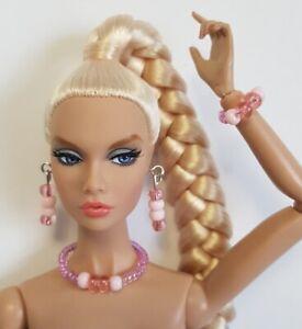 """DOLL JEWELRY fits 11""""- 12"""" Fashion Dolls Poppy Parker, Barbie Fashionistas"""