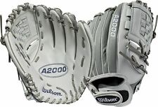 "Wilson A2000 Fastpitch SuperSkin P12 12"" Softball Glove LHT"