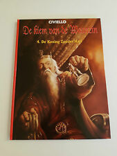 De Kiem van de Waanzin 4 Hardcover Talent collectie 500: 180