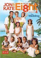 JON AND KATE PLUS 8 - SEASON 4,VOLUME 1 - THE WEDDING (KEEPCASE) (DVD)