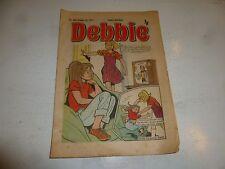 DEBBIE Comic - Issue 245 - Date 22/10/1977 - UK Paper Comic