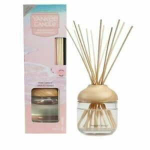 Yankee Candle Reed Diffuser Pink Sand Sables Roses.. BARGAIN