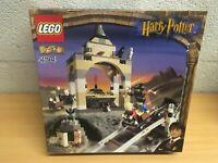 HARRY POTTER LEGO 4714 NEW SEALED GRINGOTTS BANK