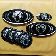 Tigris 3D Grille /Trunk / Steering Wheel / Rims Sticker Emblem Badge For Kia K5