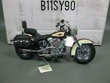 Franklin Mint 1986 Harley Davidson Heritage Softail Classic Motorcycle Diecast