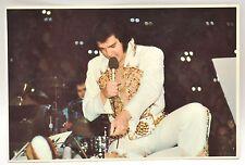 Elvis Postcard @ Bob Hies 1977