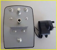 Grill Motor For Charcoal Rotisserie Cyprus Barbeque BBQ-AC/DC & Battery Operated