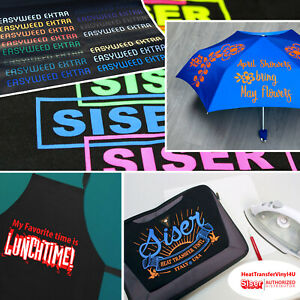"""Siser EasyWeed Extra Iron On Heat Transfer 14.75"""" Roll Wholesale Discount Prices"""