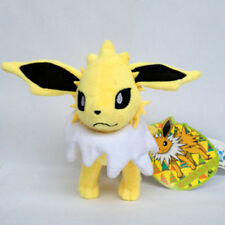 Pokemon Plush Toy Jolteon 8in Game Collectible Cuddly Stuffed Animal Doll