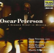 Oscar Peterson - A Summer Night In Munich Live (NEW CD)