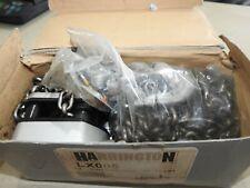New In Box Harrington Lx005 15 12 Ton Lever Chain Hoist15 Fthoist Lift