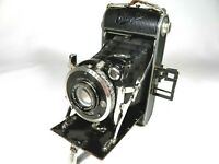 FOLDING CAMERA JHAGEE 6X9 VERY NICE FULL WORKING CONDITION LENS CLEAN COMPUR
